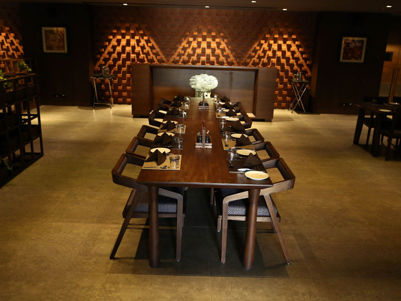 Suites with Best Veg Restaurants in Ahmedabad