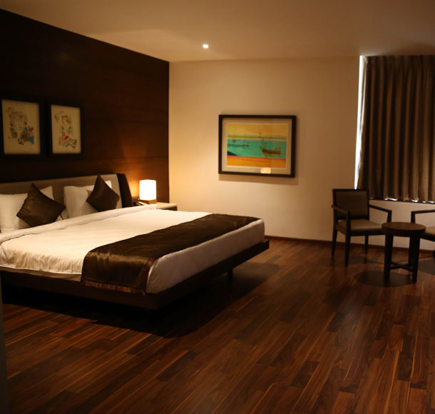 Luxury Accommodation at Suites in Ahmedabad