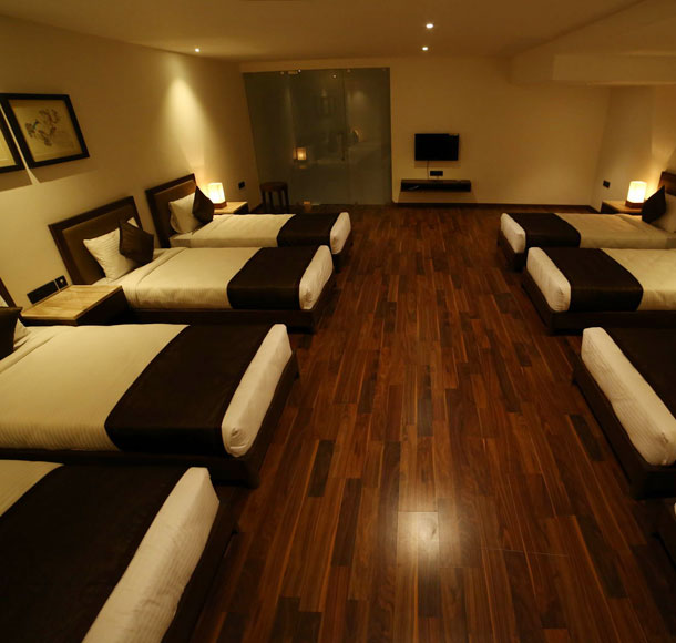 Luxury Family Room in Ahmedabad