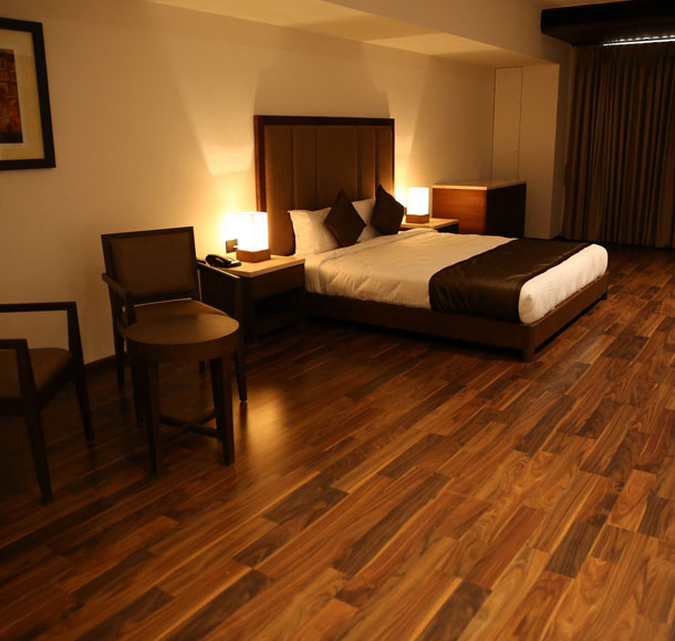Luxury Rooms and Accommodation in Ahmedabad